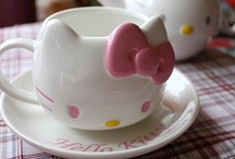 My Hello Kitty Obsession / by Kelly Charlton
