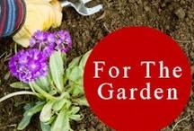 For My Garden / by Rachelle Davis Kleimon