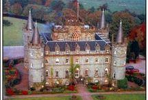 Scottish Castles / by Elaine Redstone