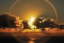 Sunrise/Sunsets / by Elaine Redstone
