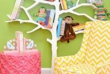 Kid's Room / by Kate DeKlerck