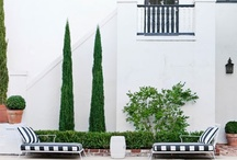 outdoor spaces / by Lisa Golightly