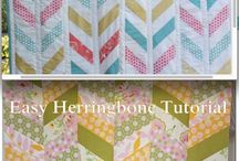 Quilts I love! / Inspiration that never ends!!  / by Kate DeKlerck