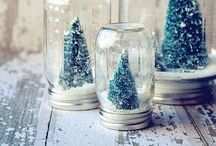 Christmas  / My idea of a perfect winter wonderland holiday! / by Rachel Beckwith