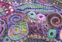 Freeform crochet / by Vicki Scales