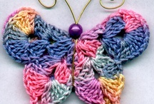 Crochet jewelry / by Vicki Scales