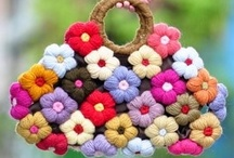 Crochet bags / by Vicki Scales