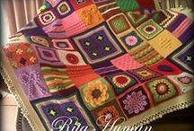 Rita Human / My handmade crochet