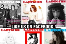 COVERS / by Ladygunn Magazine
