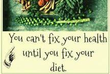 Nutrition Facts / by Rachelle Davis Kleimon
