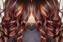 Women's Hairstyles / Hair