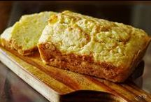 """Bread, Crackers, etc to try. / Quick, yeast and easy. They all catch my eye, I am a devoted  """"bread"""" lover!"""