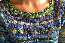 Knit : Crochet : Weave  / by ontheround
