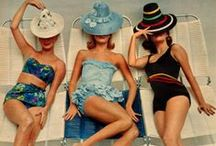 Vintage Style - Bathing Suits