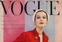 Vintage Style - Magazine Covers