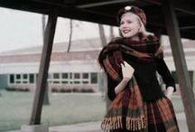 Vintage Style - Winter Dresses
