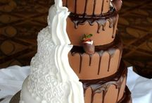 Cakes--Fancy Decorated / by Cheryl Hinrichs
