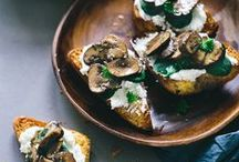 mmm... Mushroom Recipes  / Delicious inspiration for mushroom lovers! We also have a specifically vegan and vegetarian board, for meatless mushroom munchies