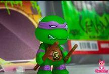 Ninja Turtle BDay / Ninja Turtle Birthday / by Liza Foley