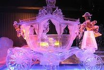 Ice Sculptures / by Elaine Redstone
