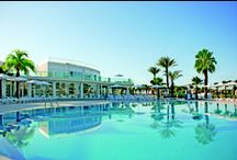 CLC Apollonium Spa & Beach / The CLC Apollonium Spa & Beach is a stunning resort with its own cool vibe beach club spilling onto the white sands of unspoilt Bozbuk Bay on Turkey's south-west coast / by CLC World Resorts and Hotels