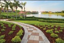 CLC Encantada, Florida, USA / CLC Encantada in the heart of theme park capital Orlando, with dozens of attractions close by. Smart, air-conditioned townhouse homes for the whole family. / by CLC World Resorts and Hotels