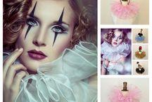 Talulahblue Etsy shop / Talulahblue, Artisan unique headpieces, Bridal birdcage veils, cocktail hats, fascinators, lace ears, bunny ears, cat ears. Circus, festival Burlesque costume.