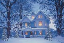 Extraordinary Exteriors / Beautiful houses & the prettiness that surrounds them. / by Dandy Reiner