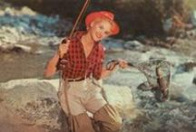 Fly Fishing Enchantment / For those who have been lured in by fly fishing.   / by Dandy Reiner