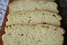 (Breads) Gluten Free, Dairy Free, Yeast Free, Vegan or Sugar Free  / by Maryetta Little