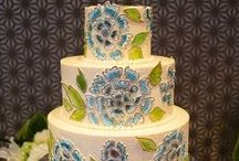 Cakes / Wedding Cakes and Event / Party Cakes #weddingcake
