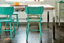 Furniture Makeovers & Paint / by The Spearmint Blogs