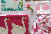 Mood Boards:  Nursery & Children's Bedrooms