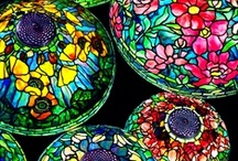 ✳️Stained Glass Scenario✳️ / by Anne Fletcher