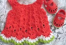 Knit & Crochet / by Linda Shelnutt Stone