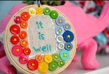 Who's got the button? / by Linda Shelnutt Stone