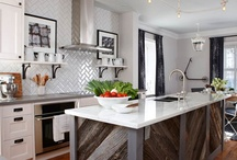 Kitchen / by The Spearmint Blogs