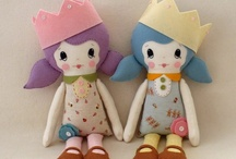 Sewing - Handmade Toys / by Ellie Bowman