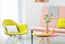 Living Rooms / by The Spearmint Blogs
