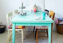 Dining Room / by The Spearmint Blogs