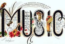 Music / I cannot imagine life without music . . . all kinds of music.  It feeds my soul. / by Linda Shelnutt Stone