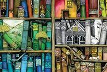 Books / Books . . . as nourishing as food. / by Linda Shelnutt Stone