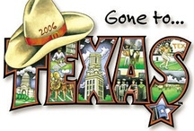 Gone to Texas / I wasn't lucky enough to be born in Texas, but it has been my home for 52 years . . . I met the love of my life here . . . and my children were born here.  I consider myself a TEXAN! / by Linda Shelnutt Stone