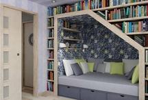 Home Libraries / by Linda Shelnutt Stone