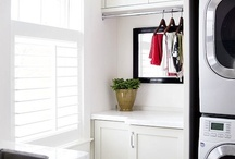 Laundry Room / by The Spearmint Blogs