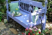 Benches and Things / by Linda Shelnutt Stone