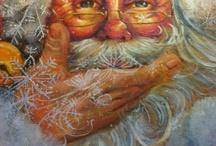 Santa / by PJ Jones-Geary