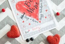VALENTINE'S DAY / Romantic Valentine's day goodies including gift ideas and crafts, ideal for making your partner feel that extra bit special on the 14th of February. / by Raspberrykiss