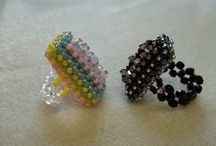Bead Ring Video Tutorials / How to make beaded rings, videos.