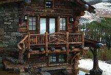 My Montana lodge / by Dandy Reiner